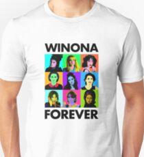 Winona Forever - Everyone <3 Winona Ryder  Unisex T-Shirt