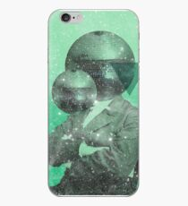 Color Chaos Collection -- Green Universe iPhone Case