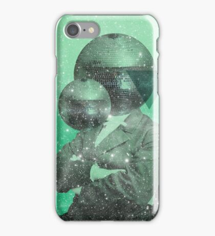 Color Chaos Collection -- Green Universe iPhone Case/Skin