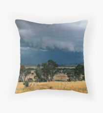 Tharwa Storm Throw Pillow
