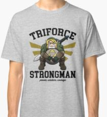 Triforce Strongman 1 Classic T-Shirt
