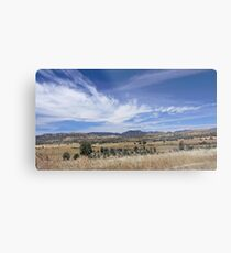 To the Hills Metal Print