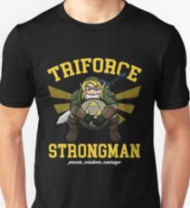 Triforce Strongman 2 Unisex T-Shirt