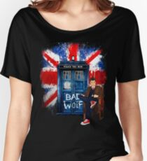 British Bad Wolf Women's Relaxed Fit T-Shirt
