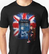British Bad Wolf Unisex T-Shirt