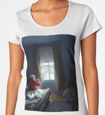 PLAYING WITH LIGHT Women's Premium T-Shirt