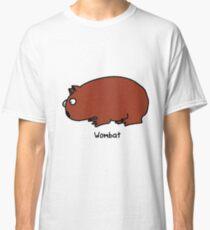 Interested Wombat Classic T-Shirt