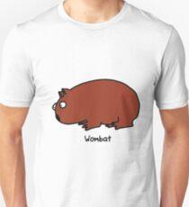 Interested Wombat Unisex T-Shirt