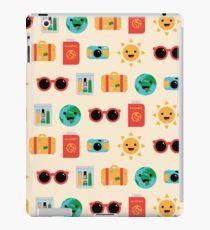 Reise iPad-Hülle & Klebefolie