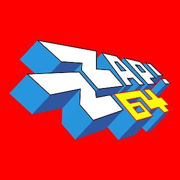 Gaming [C64] - Zzap!64 'Vector' by ccorkin