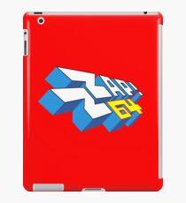 Gaming [C64] - Zzap!64 'Vector' iPad Case/Skin