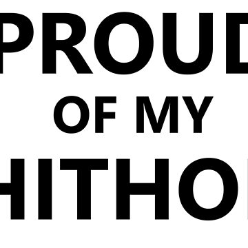 Proud of my shithole proud of my country by Darren-L
