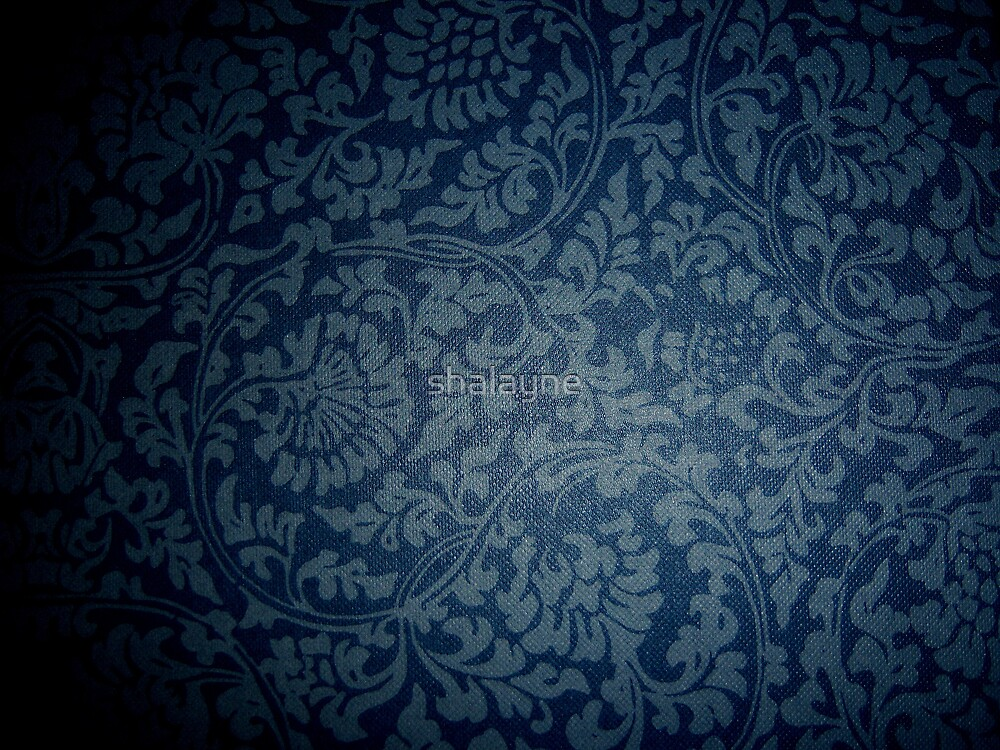 Blue Shimmer by shalayne