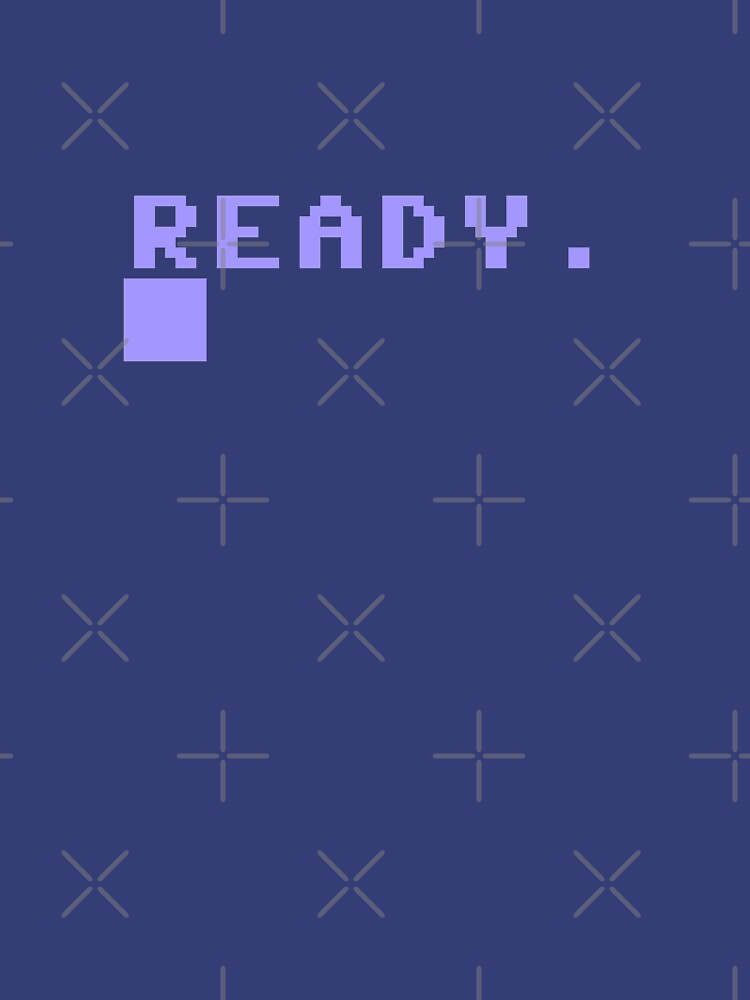 Geekdom [C64] - Power On Prompt by ccorkin