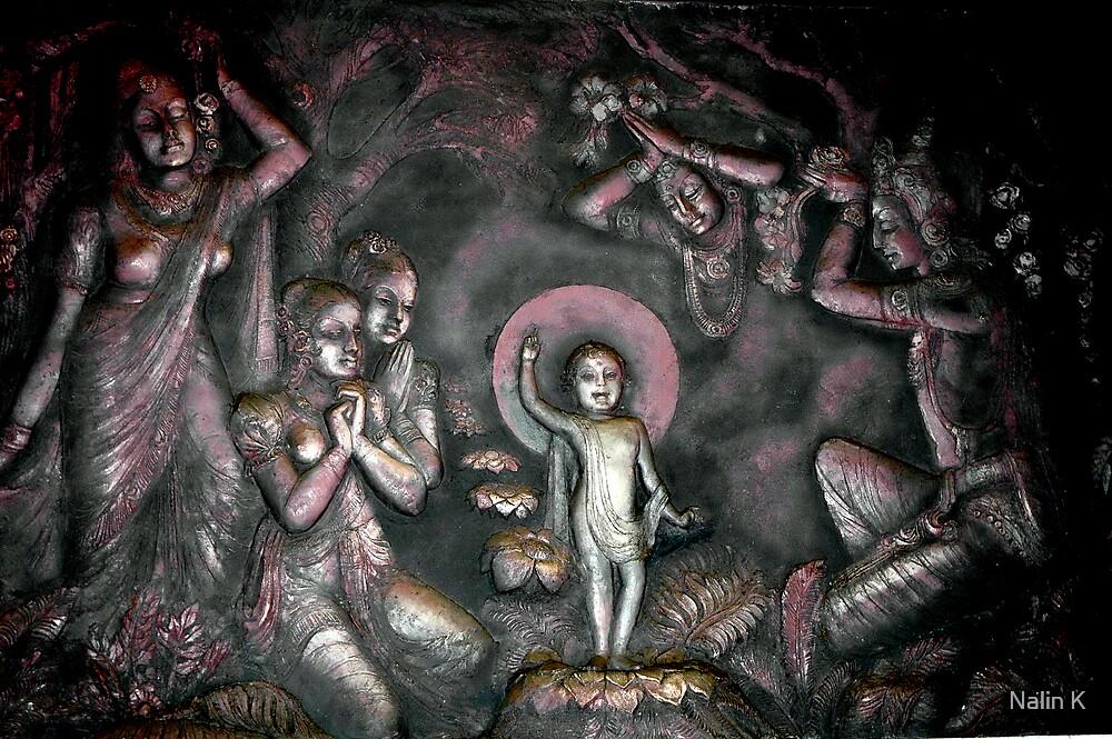 Biggining of Lord Buddha by Nalin K