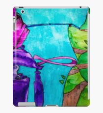 Bridge of Support for Breast Cancer Fighters iPad Case/Skin