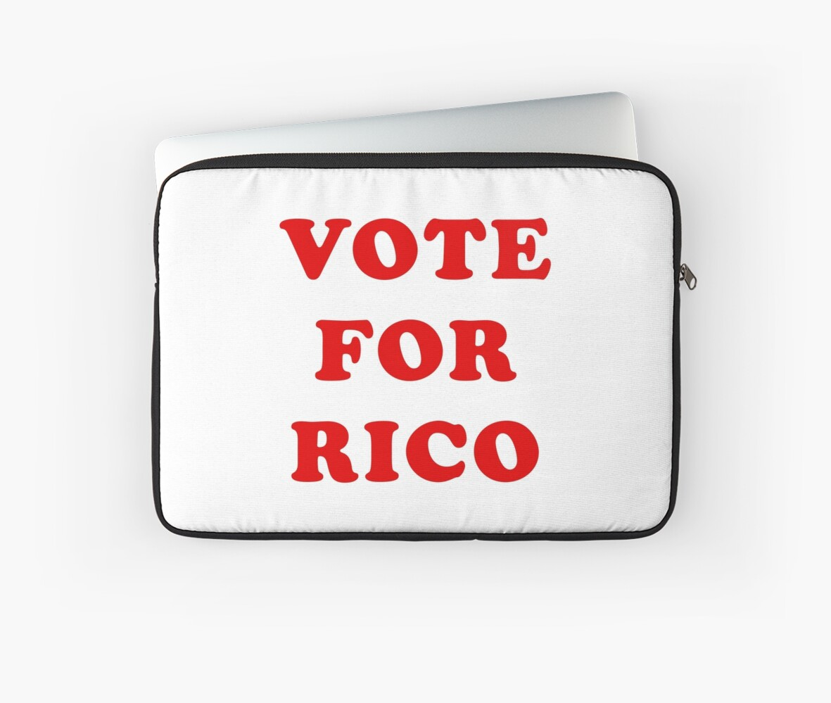 Vote for Rico - Uncle Rico, Napoleon Dynamite by cooler-than-you