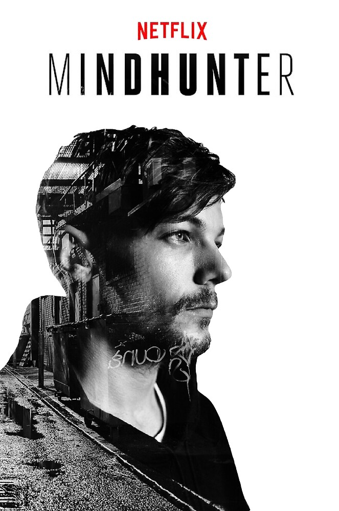 Mind hunter poster by givunchymerch