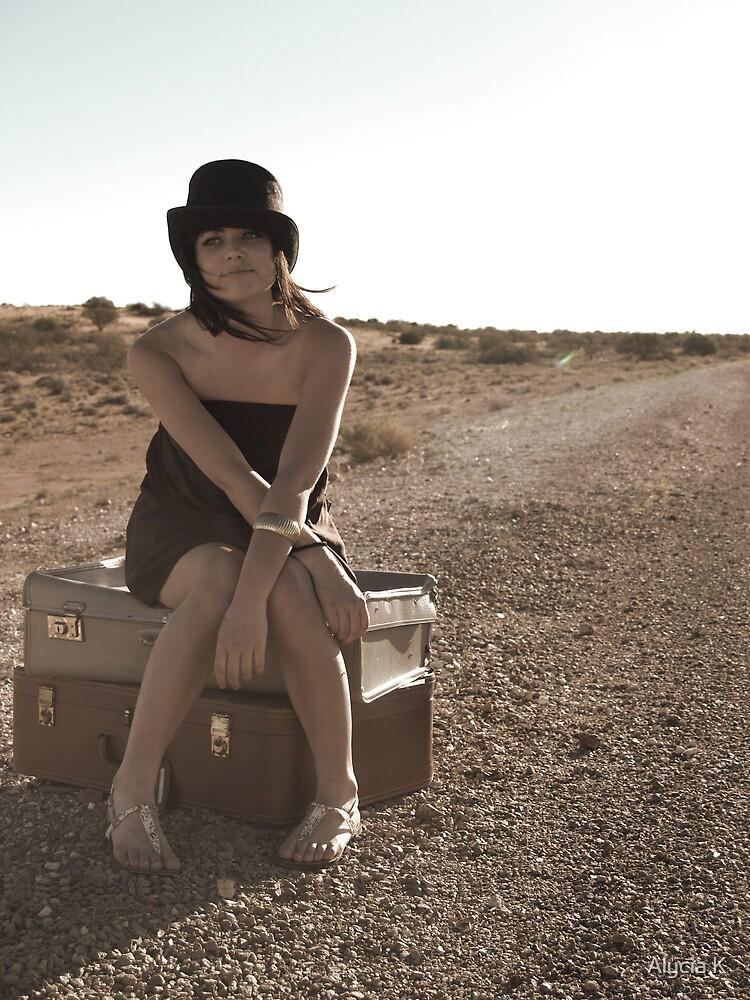 Traveller by Alycia K
