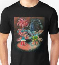 Trolls True Colors  Unisex T-Shirt