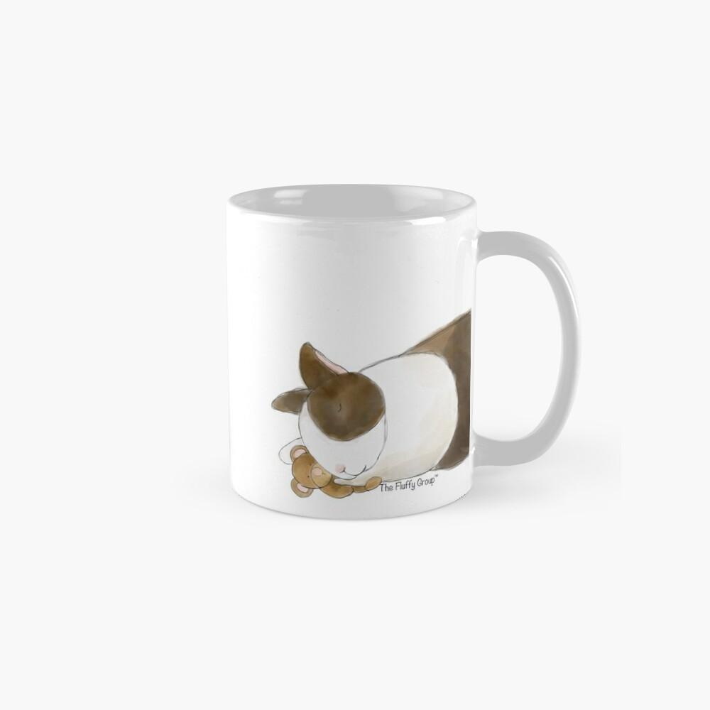 Bunny and Teddy Bear Mugs