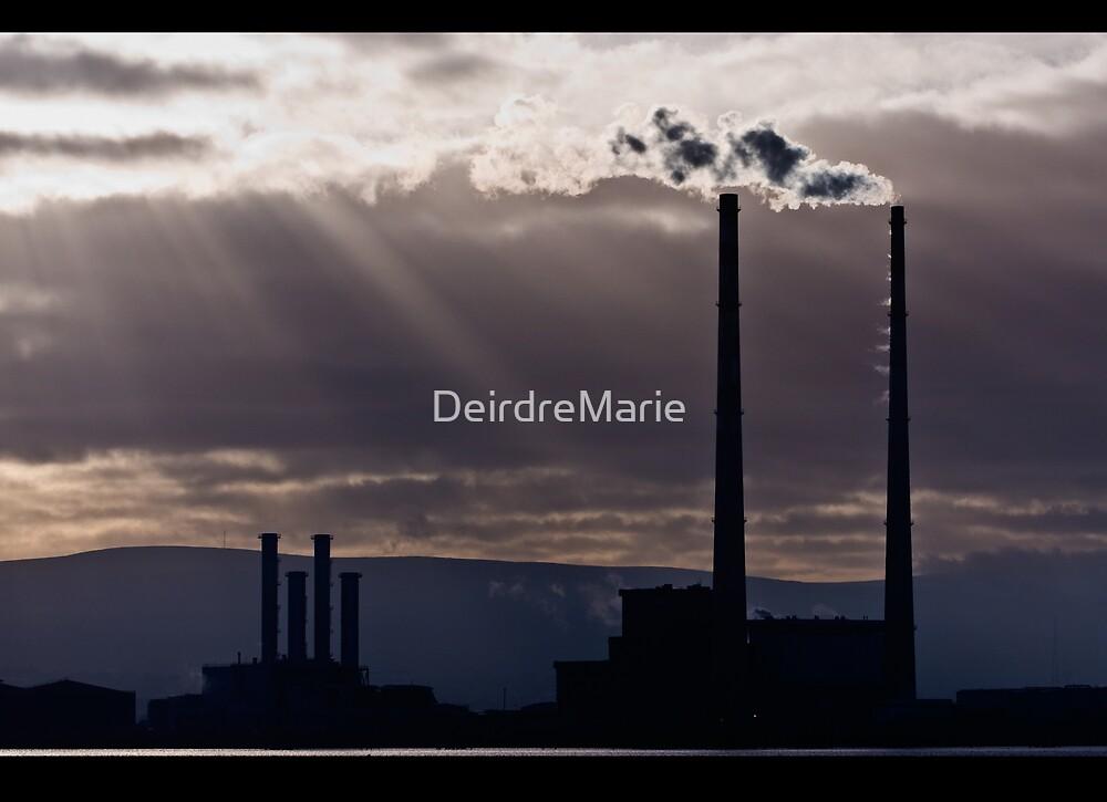 Poolbeg, Dublin  by DeirdreMarie