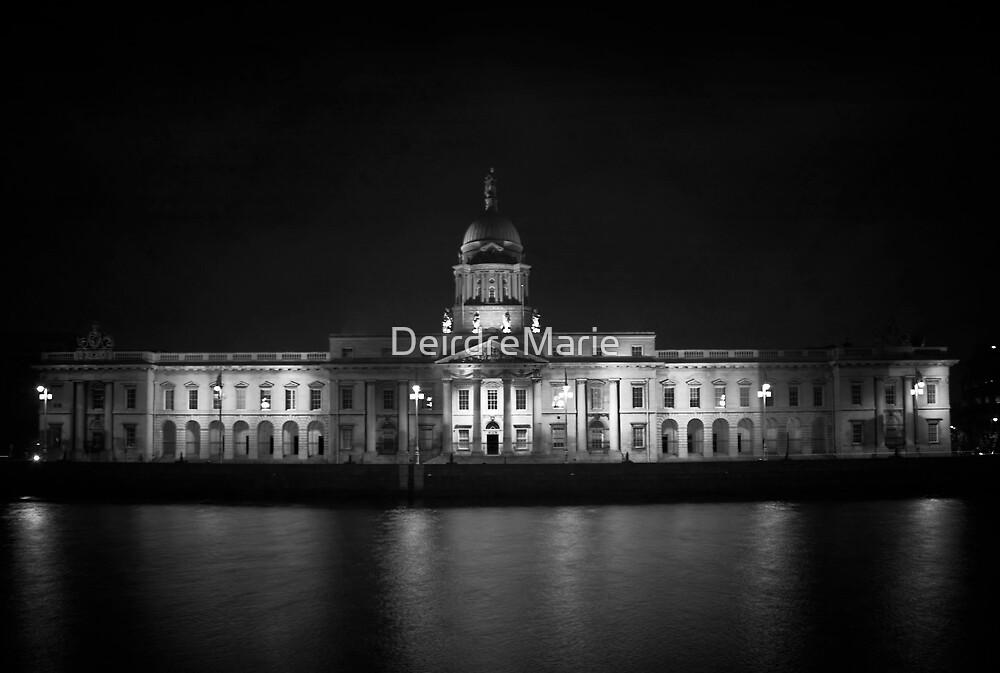 Custom House, Dublin  by DeirdreMarie