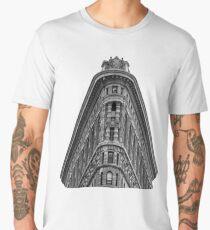 Flatiron Building | NYC Photography Men's Premium T-Shirt