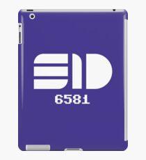 Gaming [C64] - SID Chip 6581 iPad Case/Skin