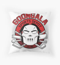 Goongala Sports Depot Throw Pillow