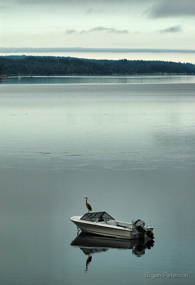 Morning Calm by Bryan Peterson