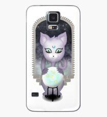 Mystic Miku   Crystal Ball & Zodiac   White Case/Skin for Samsung Galaxy