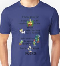 Your A Rocko Unisex T-Shirt