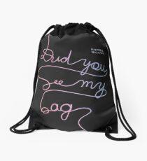 BTS MIC Drop - Did You See My Bag #5 Drawstring Bag