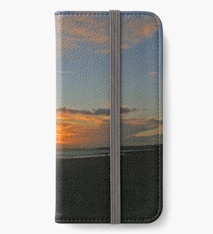Boscombe Sunset iPhone Wallet