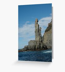 Bruny Island. Greeting Card