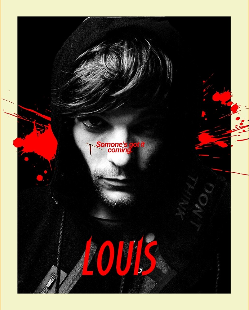 Louis poster by givunchymerch