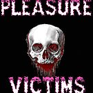Pleasure Victims logo design  by TTStudios