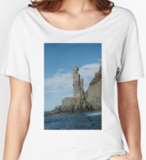 Bruny Island. Women's Relaxed Fit T-Shirt