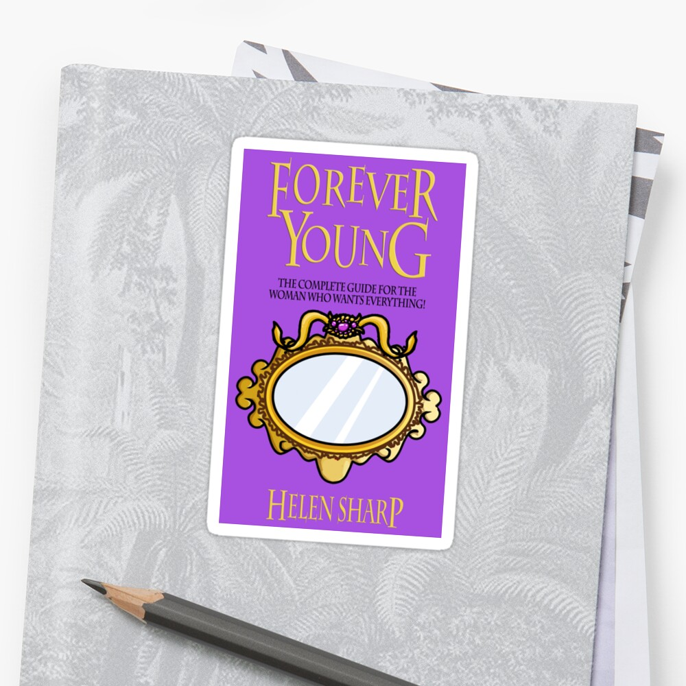 Death becomes her forever young book by makeascenefilm