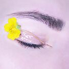 Yellow eye by emmadellelba
