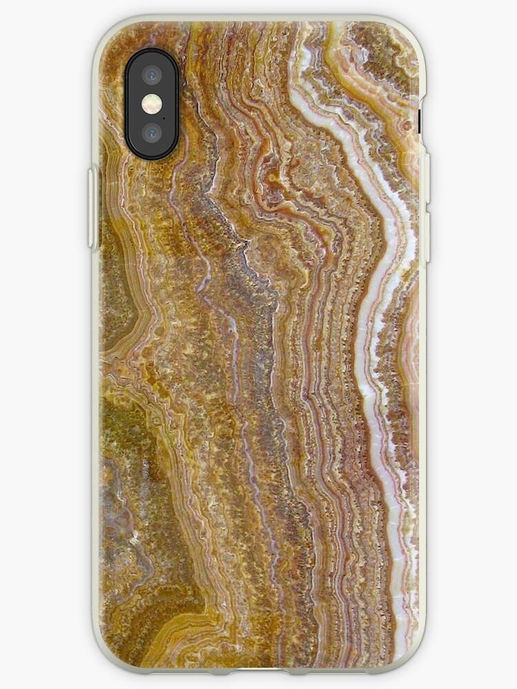 Tiger Onyx iPhone / Samsung Galaxy Case by Tucoshoppe