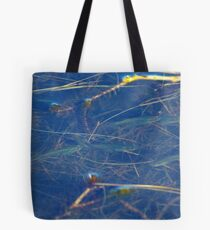 A Bit Fishy Tote Bag