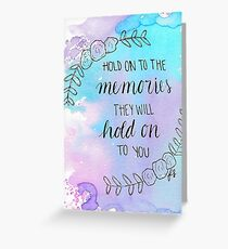 New Years Day Taylor Swift Greeting Card
