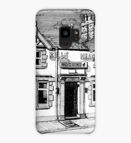 258 - BULL'S HEAD, RHOS - DAVE EDWARDS - INK (2015) Case/Skin for Samsung Galaxy