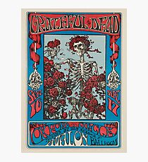 Classic Grateful Dead  Ox Ford Circle Sunter at van Ness Photographic Print