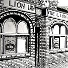 261 - THE LION INN, RHOS - DAVE EDWARDS - INK - 2016 by BLYTHART