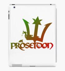 Proseidon Official Rasta iPad Case/Skin