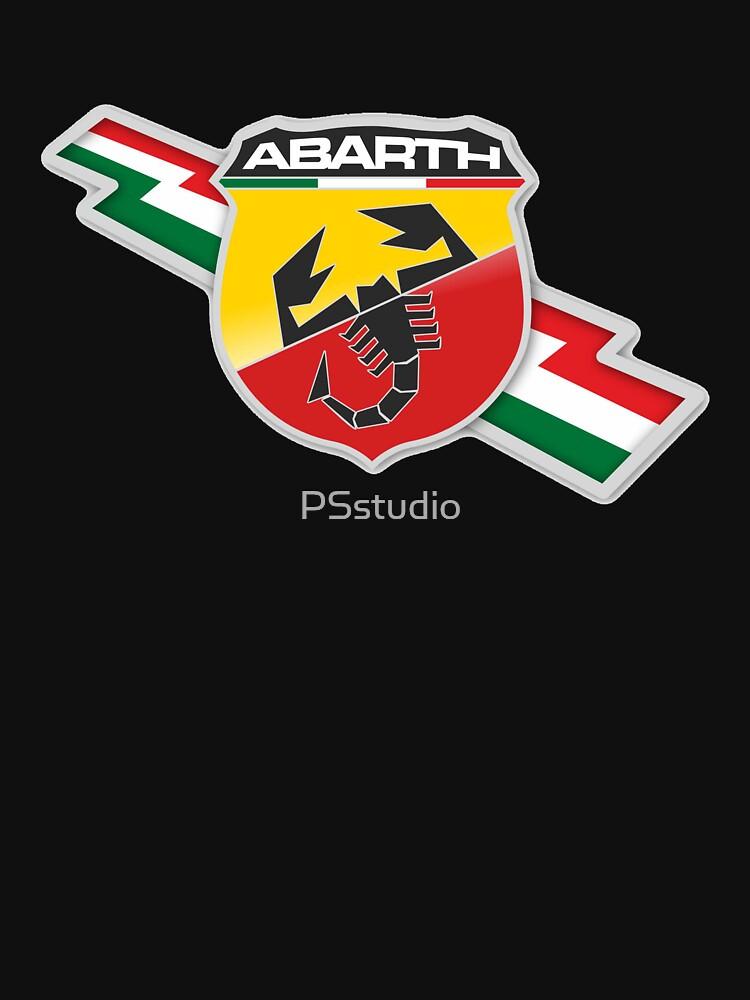 Abarth Italia de PSstudio