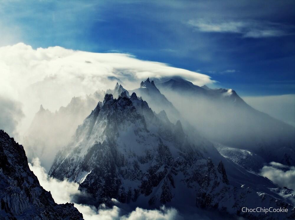 Mont Blanc by ChocChipCookie